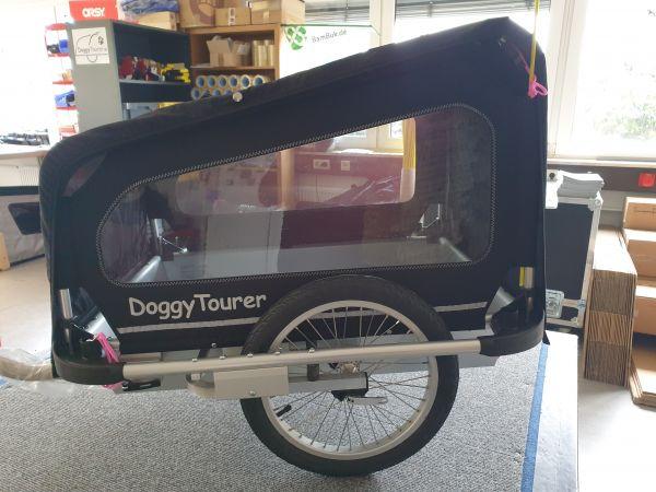 DoggyTourer Schwarz