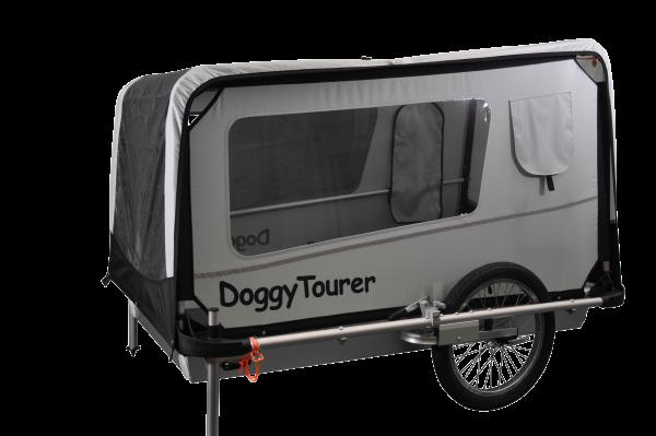 DoggyTourer XL Silber